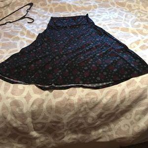 Lularoe Azure style skirt